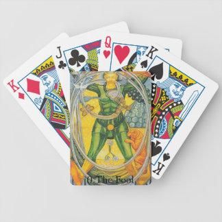 0. El tonto - Thoth Tarot - naipes Barajas De Cartas