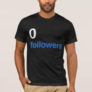 0 followers - WH T-Shirt