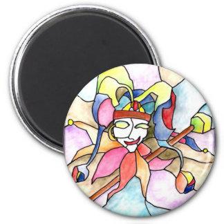 0 - Jester Magnet