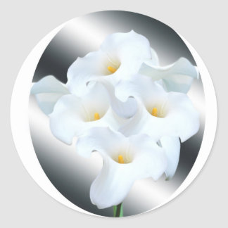 0 Lily of the valley 1.jpg Classic Round Sticker