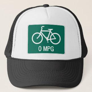 0 MPG Bicycle Cap