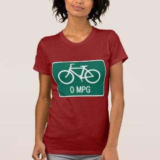 0 MPG Ladies Petite T-Shirt