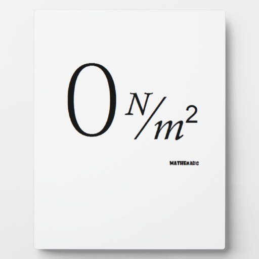0 N over M2 Display Plaques