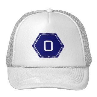 #0 Navy Tek Hat