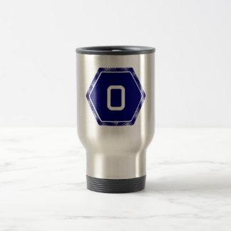 #0 Navy Tek Travel Mug
