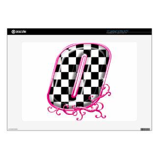 """0 pink.png 15"""" laptop skin"""