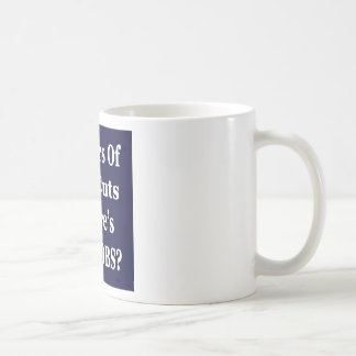 !0 Years of The Bush Tax Cuts for the Wealthy Coffee Mugs