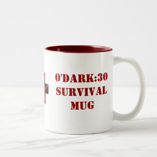 0'Dark:30 Survival Mug
