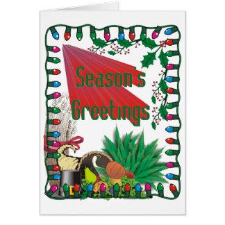0Y Veh Holiday Card