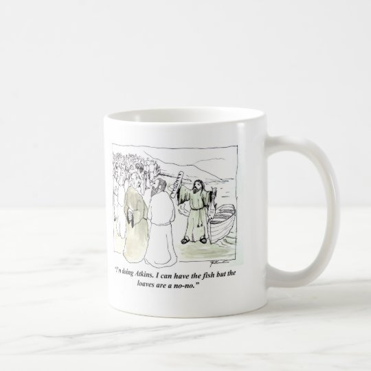1000 Atkins Coffee Mug