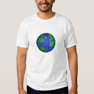 1000 Paths To Peace On Earth (Farsi) T-shirts
