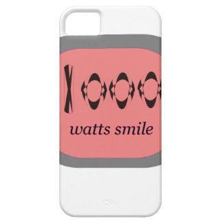 1000 watts smile iPhone SE/5/5s case