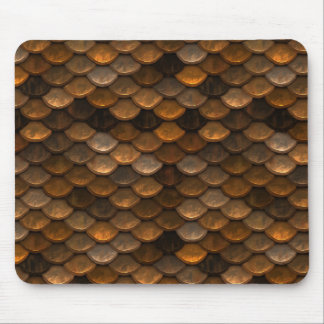 1000GoldenScales.png Mouse Pad