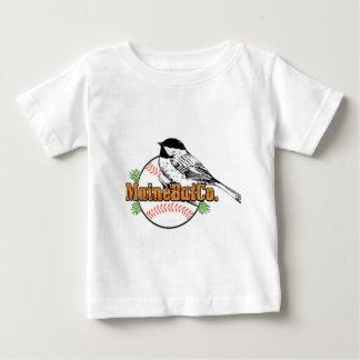 1000LARGECHICKADEEMBCLOGO.png Tshirt