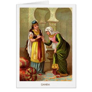 1001 Arabian Nights: Ganem Cards
