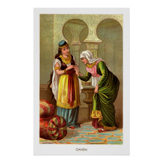 1001 Arabian Nights: Ganem Poster