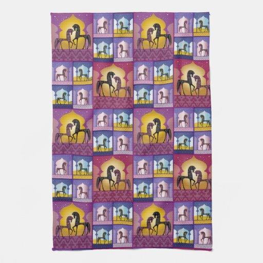 1001 Arabian Nights Kitchen Towel