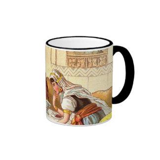 1001 Arabian Nights: Sidi Nouman Coffee Mugs