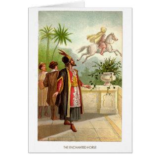 1001 Arabian Nights: The Enchanted Horse Greeting Cards