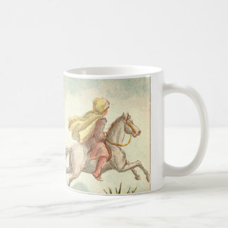 1001 Arabian Nights: The Enchanted Horse Coffee Mug