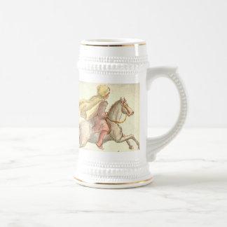 1001 Arabian Nights: The Enchanted Horse Coffee Mug
