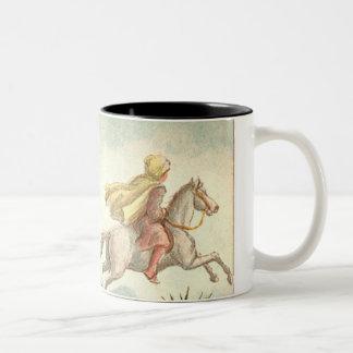 1001 Arabian Nights: The Enchanted Horse Coffee Mugs