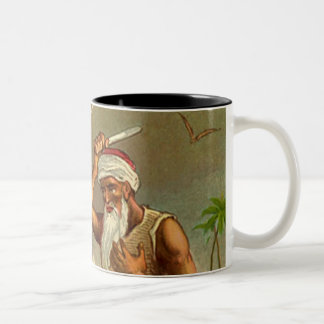 1001 Arabian Nights: The History of the Fisherman Coffee Mug