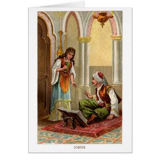 1001 Arabian Nights: Zobeide Card