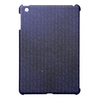 1001 nights tale in Arabic writing iPad Mini Cover