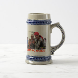 100_0018, PIRATAS DO CARIBE COFFEE MUG