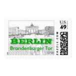 100_0131, BERLIN, @w Postage Stamps