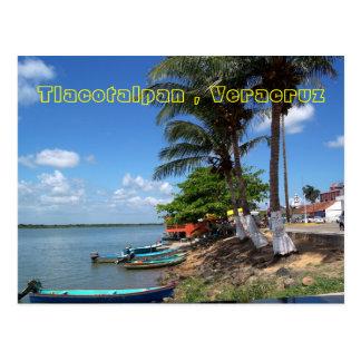 100_0211, Tlacotalpan , Veracruz Postcard