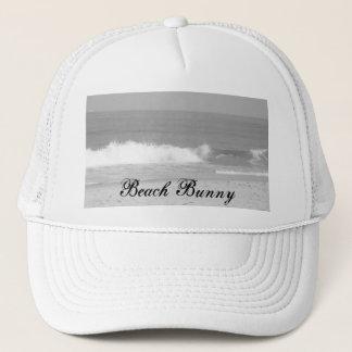 100_0240, Beach Bunny Trucker Hat
