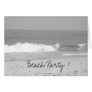 100_0240, Beach Party ! Card