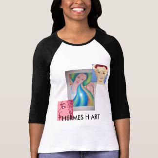 100_0339, Tony Hermes H.09, Alien Here Hermes H... T-Shirt