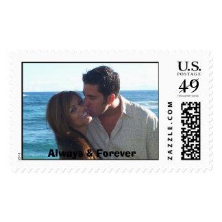 100_0345, Always & Forever Postage Stamp