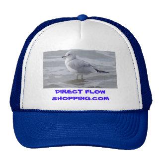 100_0439, DIRECT FLOW SHOPPING.COM TRUCKER HAT