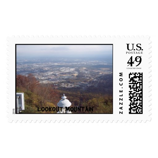100_0446, LOOKOUT MOUNTAIN POSTAGE STAMP