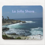 100_0878, La Jolla Shore Mouse Pads