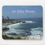 100_0878, orilla de La Jolla Tapete De Ratones