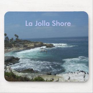 100_0878 orilla de La Jolla Tapete De Ratones