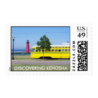 100_1252, DISCOVERING KENOSHA POSTAGE