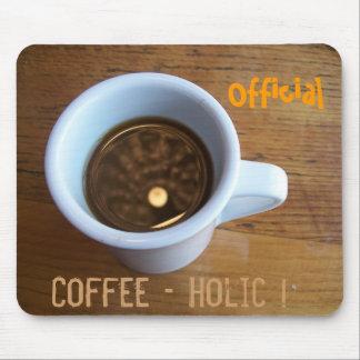 ¡100_1584, café - Holic! , Funcionario Tapetes De Ratón