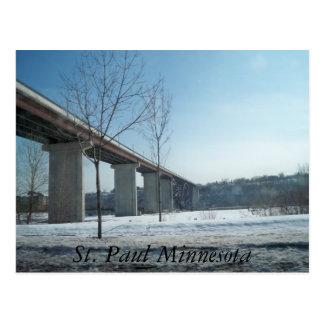 100_1586, St. Paul Minnesota Postcard