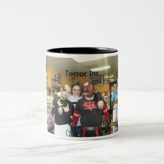 100_4719, Terror Inc. Two-Tone Coffee Mug