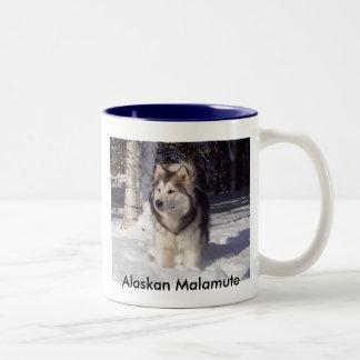 100_5815, Alaskan Malamute Mug