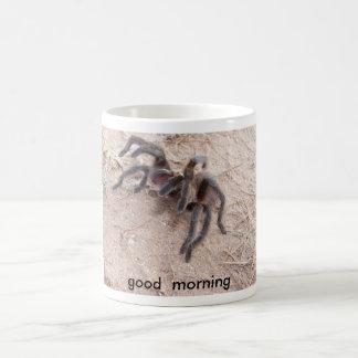 100_6027, good  morning classic white coffee mug