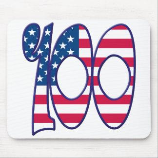 100 Age USA Mouse Pad