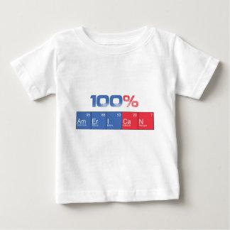 100%American Infant T-shirt