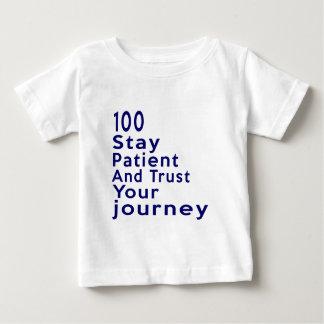 100 American Legend Birthday Designs Baby T-Shirt